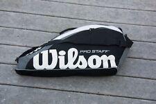 Wilson Pro Staff 3x Racquet Tennis Bag