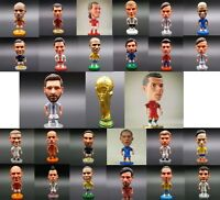 Lionel Messi Soccer Souvenir FC Barcelona Player №10 Figure Toy Doll Miniature