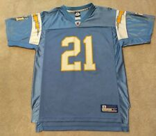 San Diego Chargers Youth XL (14/16) Tomlinson #21 On Field Reebok Jersey