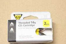 NEUF : Pour Velo,  lot de 2X cartouche pr pompe  CO2 16 grammes TOPEAK TCOT-2
