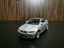 BMW M3 Coupe Silver 2009 kinsmart TOY model 1/36 scale diecast Car