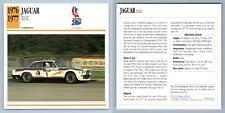 Jaguar - XJ12C - 1976-77 Competition Collectors Club Card