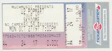 U2 Popmart Tour 97 Ticket Stub-Skydome-October 27-1997-Canada