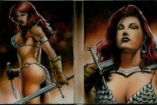 Breygent Women Of Dynamite White Hot Sketch Booklet By Huy Truong