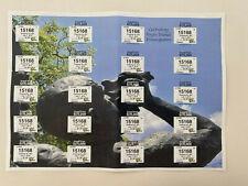Virgin Islands lottery Celebrating Virgin Islands Emancipation SUPER RARE
