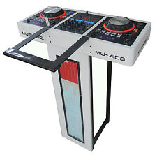 MUSYSIC MU-AIO3 Pro DJ MIDI Controller with CDs and USB Playback & Sound effects