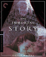The Immortal Story (Blu-ray Disc, 2016, Criterion Collection)