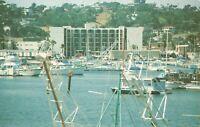 Postcard Posada Inn San Diego California