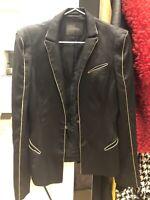 John Richmond Black Jacket