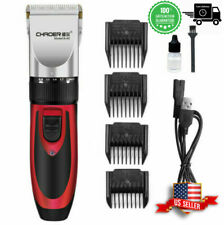 Pet Dog Cat Grooming Clippers Hair Trimmer Fur Shaver Razor Haircut Clipper Kit