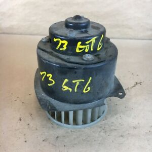 OEM 1967-1973 Triumph GT6 Heater Blower Motor Smiths FHM 1201/02 Original Part