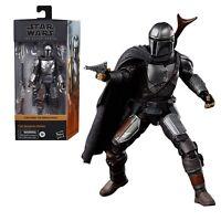 Star Wars Black Series Mandalorian Beskar Armor 6 Inch Action Figure NIB