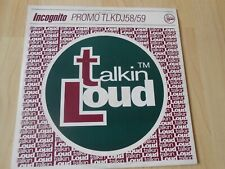"""Incognito – Givin' It Up  1993 2 12"""" Promos 7 mixes  Talkin' Loud"""