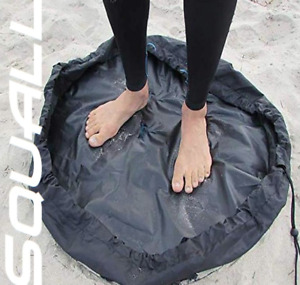 Squall changing beach mat open water sailing surfing
