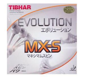 Tibhar Evolution MX-S Table Tennis Ping Pong Rubber Sponge
