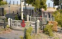 Occupation / Farm Crossing - Ratio 509 - OO/HO Building Kit - F1