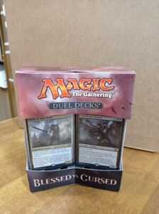 Duel Decks: Blessed vs. Cursed - Sealed - MTG Magic The Gathering - ENG