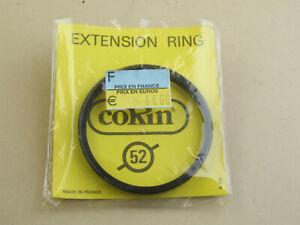 NEUF - Bague d'extension Cokin pour obj. avec pas de vis 52 - extension ring 52