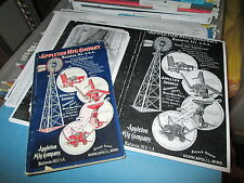 Appleton Goodhue Windmill  Diagrams