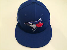 Toronto Blue Jays New Era Cap Hat 7 3/4 59fifty Fitted MLB 2 Times WS Champions