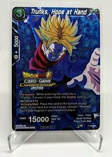 Dragon Ball Super Card Game Championship 2018 Promo TRUNKS HOPE AT HAND M/NM!!