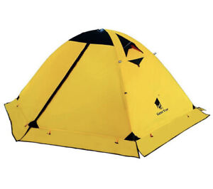 GEERTOP Backpacking Tent for 2 Person 4 Season Camping Tent Double  NWT