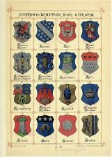 110 RARE OLD HERALDRY BOOKS ON DVD - FAMILY CRESTS EMBLEMS MEDIEVAL ARMOUR ARMS