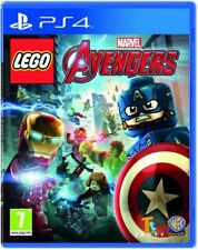 New listing LEGO Marvel Avengers - BRAND NEW - PLAYSTATION 4