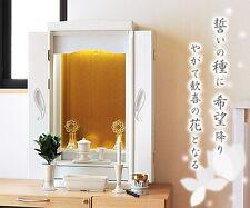 SGI Soka Gakkai Nichiren Buddhism Buddhist altar Butsudan cyclamen white New