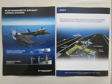 2015 GENERAL ATOMICS ELECTROMAGNETIC AIRCRAFT LAUNCH SYSTEM F-35 NAVAL AVIATION