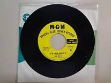 "MOVE: Chinatown 3:06- Down On The Bay 4:10-U.S. 7"" 1971 M-G-M Records K14332 DJ"