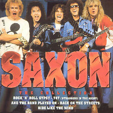 Saxon - The Collection (CD, 1996, Disky, Netherlands)