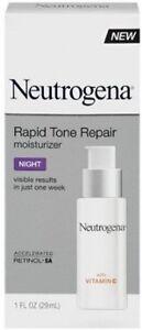 Neutrogena Rapid Tone Repair Moisturizer Night, 1 oz
