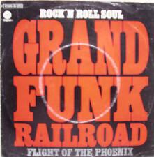 "7"" 1973! Grand Funk Railroad: rock 'n' Roll Soul/VG + \"