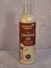 BN AYUURI PURE COCONUT  OIL HEALTH+SKINCARE+MASSAGE 250 ml