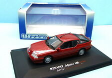UNIVERSAL HOBBIES / RENAULT ALPINE A 610 V6 TURBO MILLE MILES 1/43