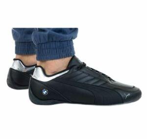 NEW Men's Puma BMW M Motorsport Future Kart Cat Sneakers Shoes 306585_01 Black