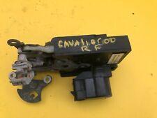 1995 - 2005  CHEVROLET CAVALIER RIGHT FRONT PASS. SIDE DOOR LOCK LATCH ACTUATOR