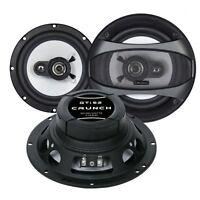 Crunch GTi62 16,5 cm 2 Wege Koaxial Lautsprecher 180 Watt Crunch Gti 62