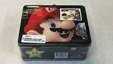 Super Mario Bros / Lunch Box / Tote / Collector's Tin / Nintendo - SEALED / NEW!