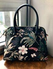 NWT Kate Spade Cameron Street Botanical Print MAISE Satchel Crossbody Bag $298