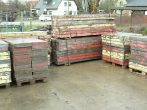Alpi miniplus Wandschalung Fundament Schaltafel Beton Rahmenschalung Schalung