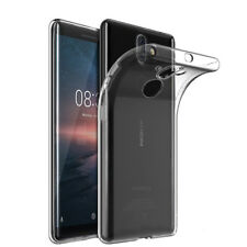 New Liquid Crystal MAXCASE Gel TPU case cover For Nokia 8 Sirocco & Nokia 7 Plus