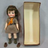 Vintage Official Brownie / Girl Scouts Doll by Effanbee - In Box