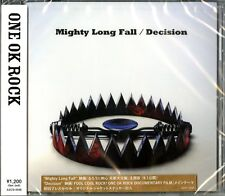 ONE OK ROCK-MIGHTY LONG FALL / DECISION-JAPAN CD C15