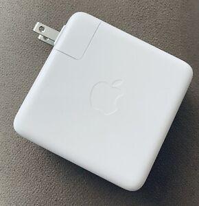 Genuine Apple 96W USB-C Power Adapter - Original - A2166 - for Apple MacBook Pro
