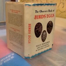 Observers Book Of Birds Eggs 1967-