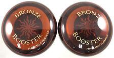 (2) Physicians Formula Bronze Booster Sun Stones Beads New Unused Medium To Dark