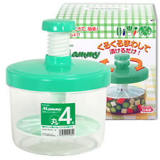 4 Liter Capacity Japanese Plastic Mammy Pickle Maker Tsukemono Press Container