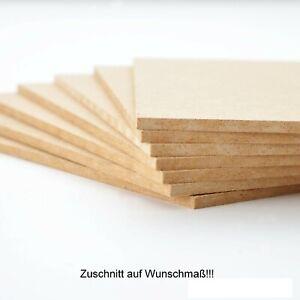 3mm Hartfaser HDF Zuschnitt Platte Holz Rückwand Basteln Heimwerken  Bauplatten